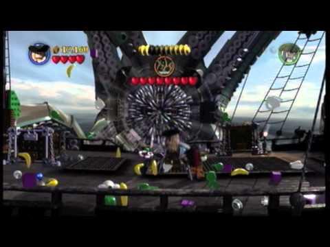 Lego Pirates of the Caribbean - Hello, beastie