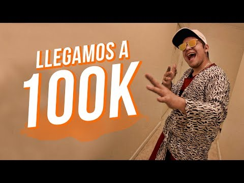 100K (Parodia de 24K Magic - Bruno mars) |...