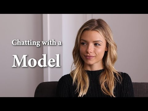 Chatting With A Model | Madi Teeuws