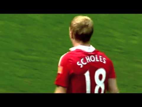 Paul Scholes passing compilation