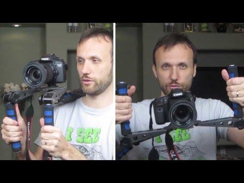 Camera Shoulder Rig for $40