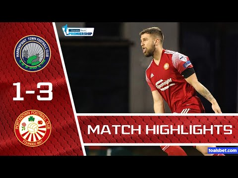 Warrenpoint Portadown Goals And Highlights