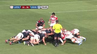 Japan vs Hong Kong Highlights - ARC 2017 Week 3