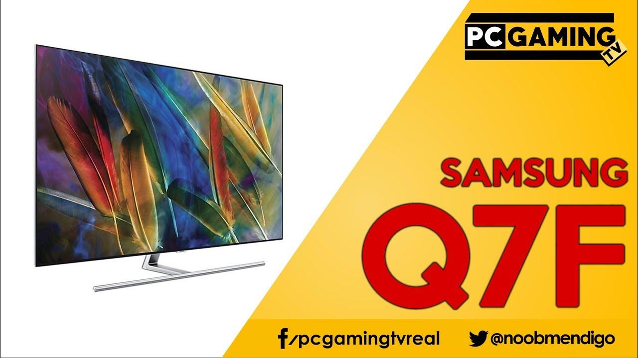 59b73ea6f AVISOS!!! ANTES de comprar uma TV 4K Qled SAMSUNG Q7F - YouTube