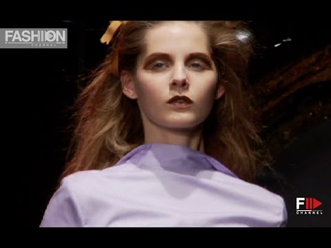 VIVIENNE WESTWOOD RED LABEL Spring Summer 2010 London -  Fashion Channel