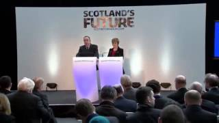 Independence White Paper Launch