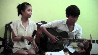 Xe dap guitar cover