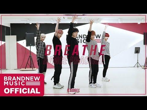 AB6IX (에이비식스) 'BREATHE' DANCE PRACTICE VIDEO