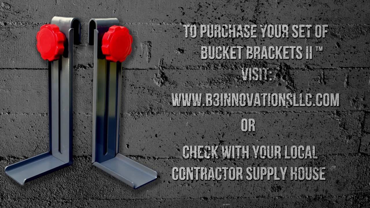 Bucket Brackets Leonardi Manufacturing Company