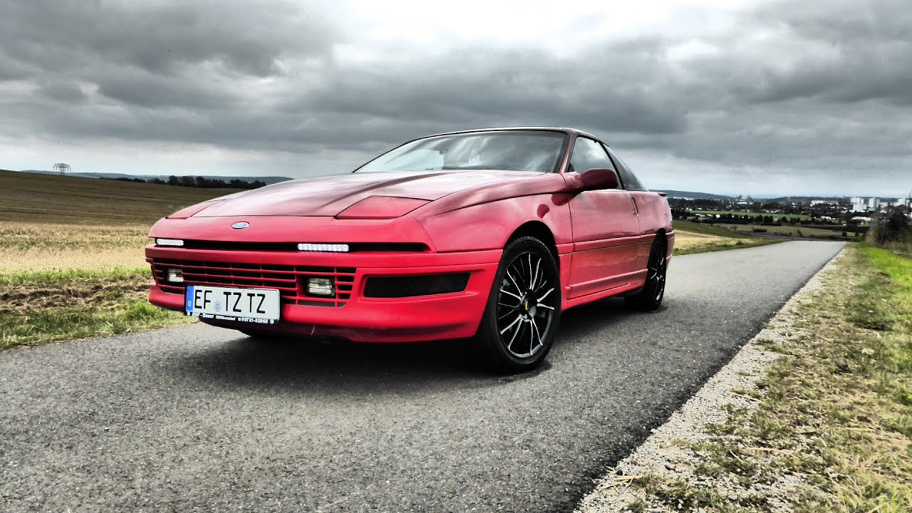 ford probe gt interior and exterior youtube. Black Bedroom Furniture Sets. Home Design Ideas