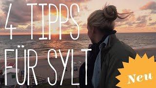 Lisas Top 4 Tipps für Sylt