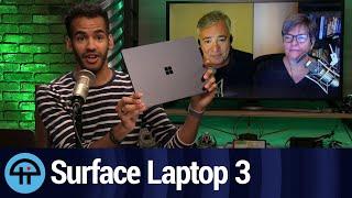 Surface Laptop 3 Unboxing