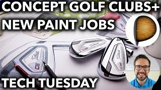 Baixar Concept Golf Clubs + Which New Releases Are Just New Paint Jobs?