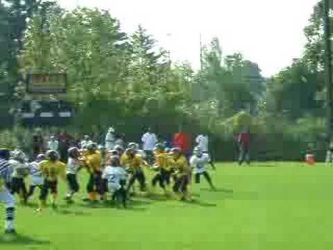 Hamlin Hornets vs. 10th Ward Tigers