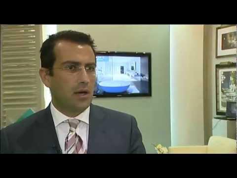 Anton Bawab, Regional President, Viceroy Hotel Group @ ATM 2012