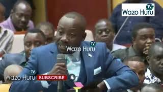 Askofu Gwajima: Rais Magufuli nilipewa Almasi zimejaa kwenye bakuri nilijiuliza sana!