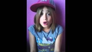 Kendji Girac Andalouse : petite fille de 10 ans !