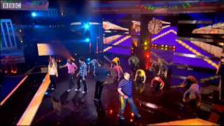 Casualty and Holby perform 'Jai Ho' - Let's Dance for Sport Relief - Show One - BBC One