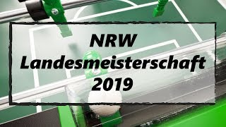Baixar NRW Landesmeisterschaft 2019 - Singles | Table 2 | Tablesoccer.TV
