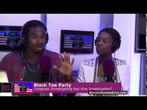 Black Tea Party for the Week of September 19th, 2014 | Black Hollywood Live