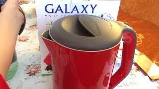 Обзор электрочайник Galaxy GL0318