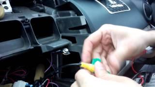 Mazda магнитола