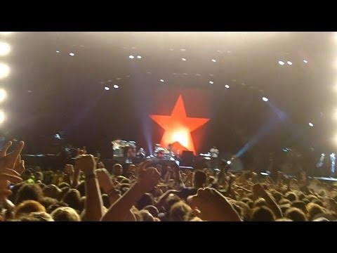 Rage against the machine  Killing in the name DOWNLOAD FESTIVAL 2010