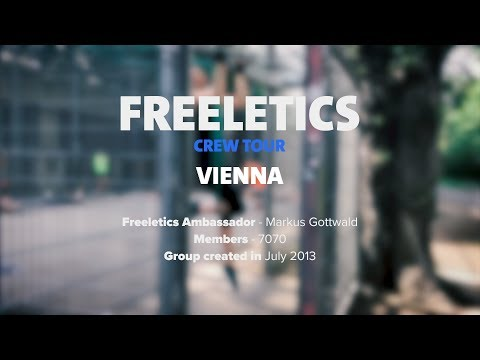 Freeletics Crew Tour 2017 | Vienna