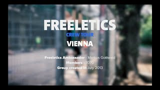 Freeletics Crew Tour 2017 | Vienna, Austria
