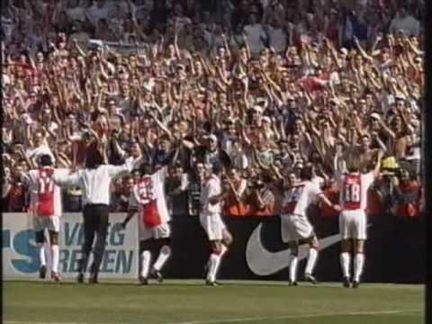 Ajax' Victory Dance