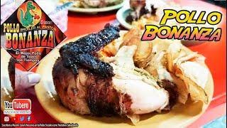 Comiendo Pollo Bonanza por primera vez en San Salvador youtubero salvadoreño ys sv