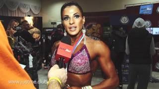 Эксперт JustMe! club Александра Хоменкова (Волконская) |после победы на Чемпионате СПб