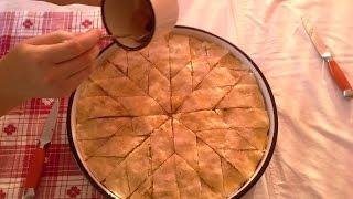 Baklava Recept - Bajramska