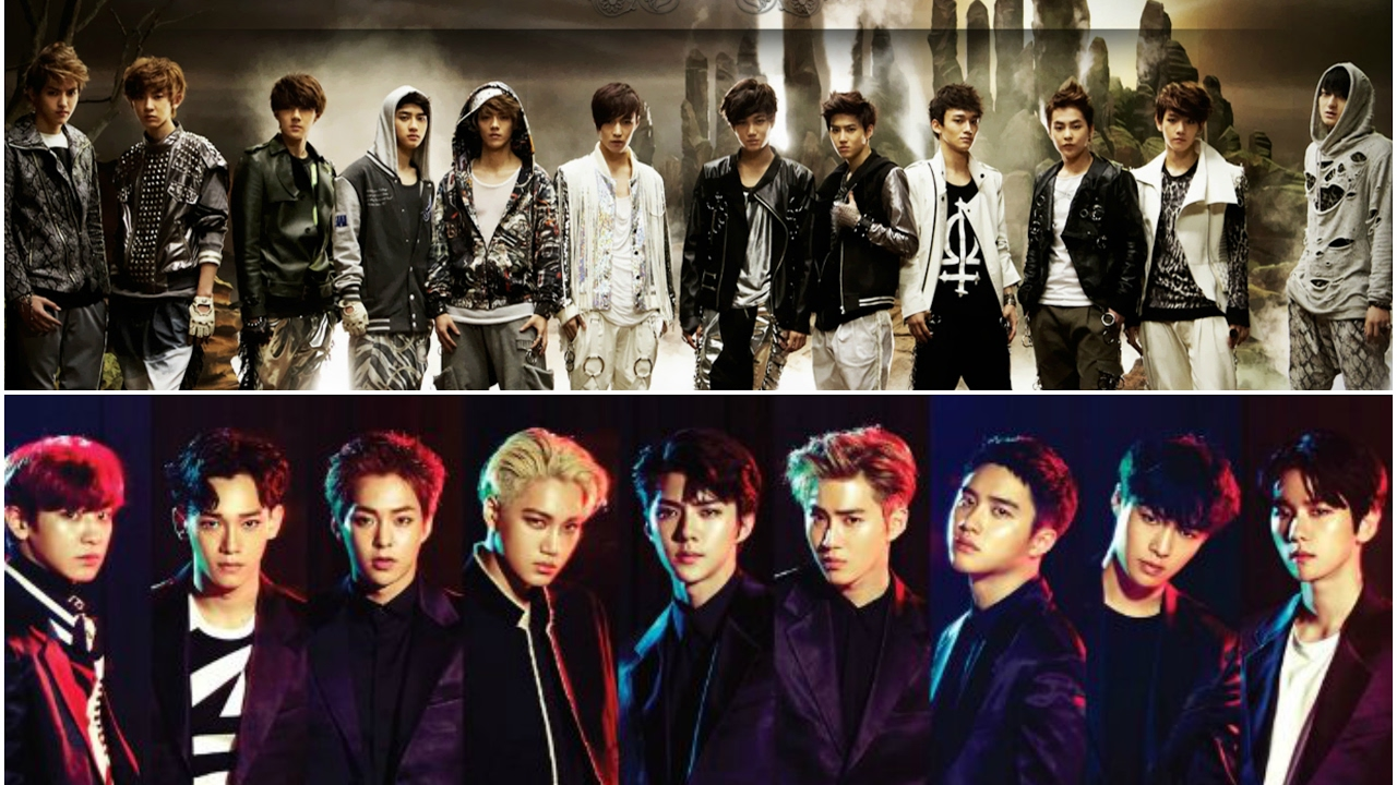 Image result for exo debut pictures