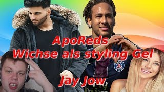 Apored´s Wichse als styling Gel - Jay Jow synchronisiert #1