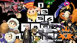 Yay Super Smash Bros! Ep41 - Top 15 Most Unknown Fighters