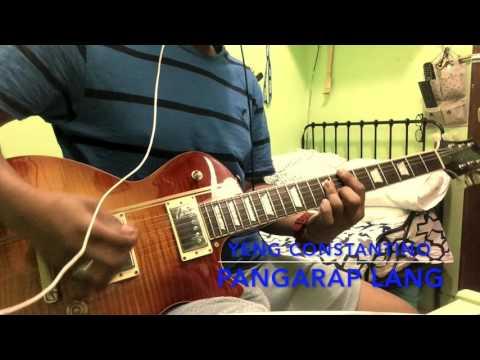 PANGARAP LANG- Yeng Constantino (guitar cover by Smooth)