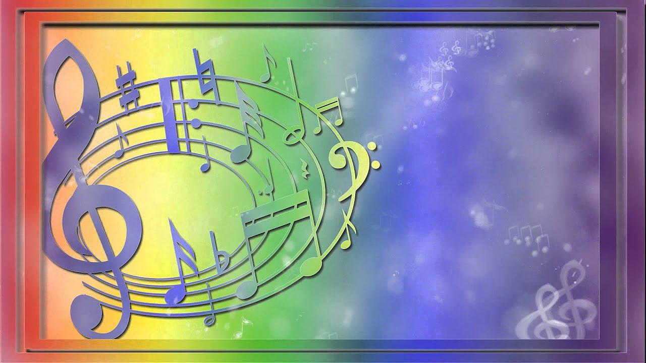 Передача музыкальная открытка, открыток