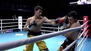 Асланбек Шымбергенов(Astana Arlans)- Тамерлан Абдуллаев(Baku Fires)f