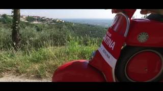 Audax Vespistico della Valpolicella (trailer)