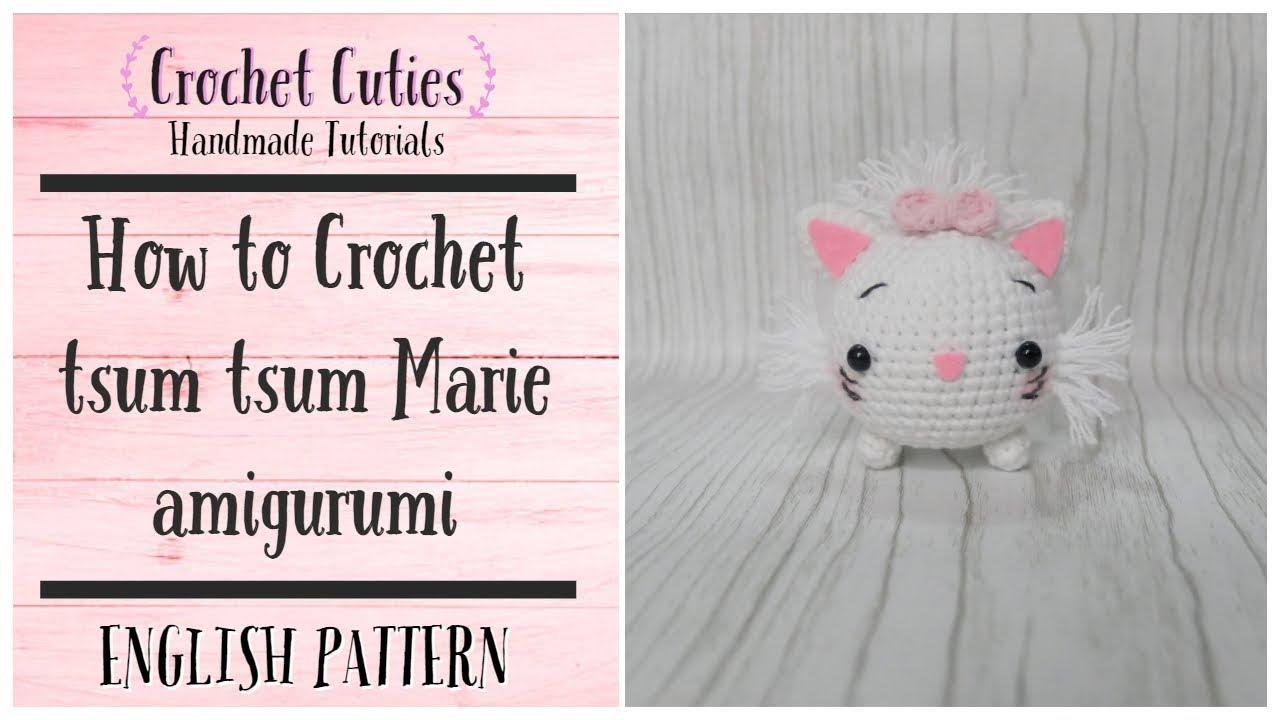 tsum tsum pattern - Love Crochet, Knitting and Free Patterns ... | 720x1280