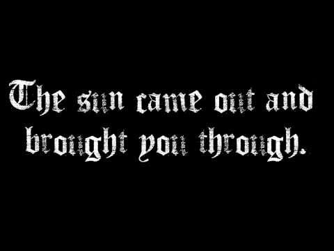 Avenged Sevenfold - Crimson Day Lyrics HD