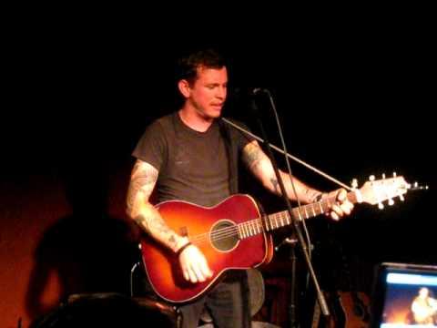 Tom gabel (Against Me!) - Joy - Cafe 11- St. Augustine- April 10th