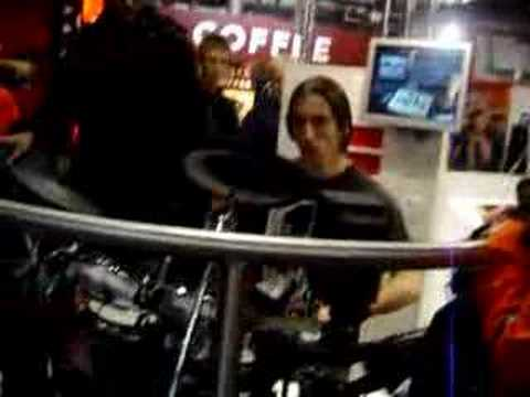 Christopher Lee - London Music Store Drum Clinic