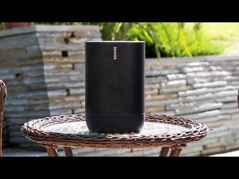 Sonos move wireless bluetooth speaker review alexa google assistant wifi price specs sound quality