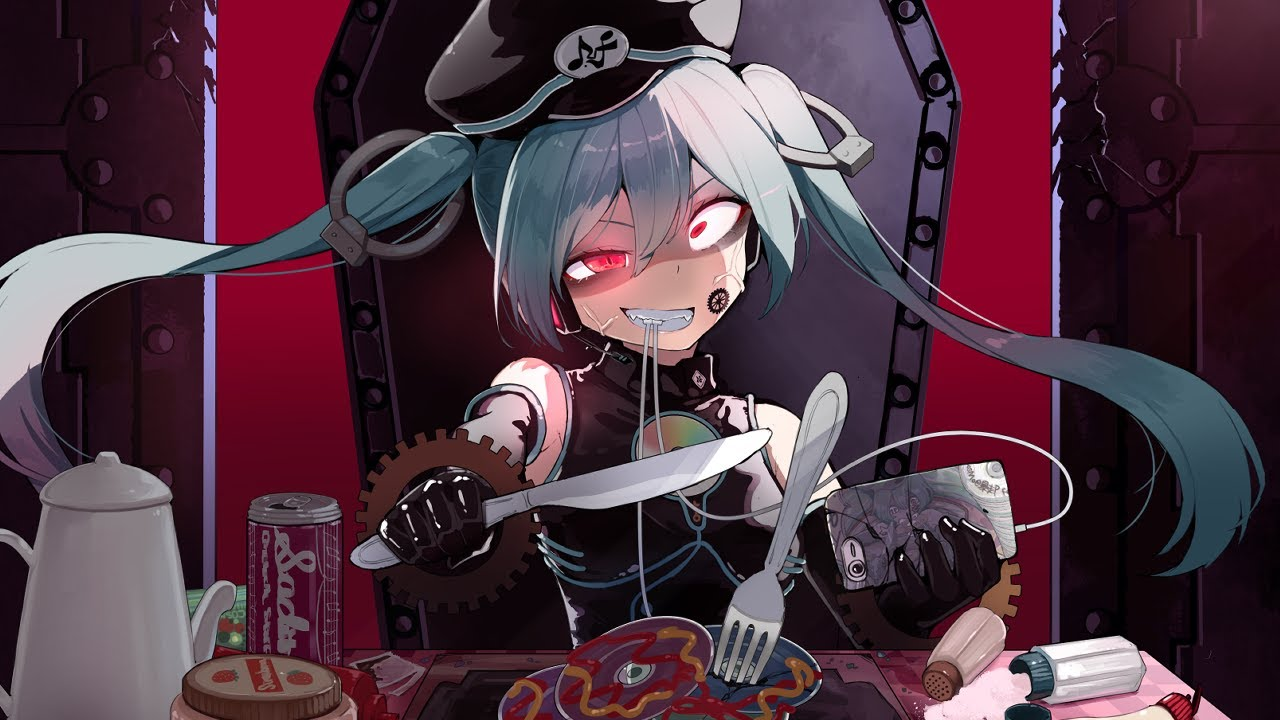 [Official] Sadistic.Music∞Factory – Remake The second phase – / cosMo@暴走P feat. 初音ミク