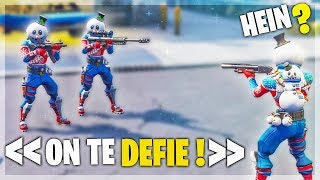 THEY ME DEFIENT , here's what happened... - Fortnite