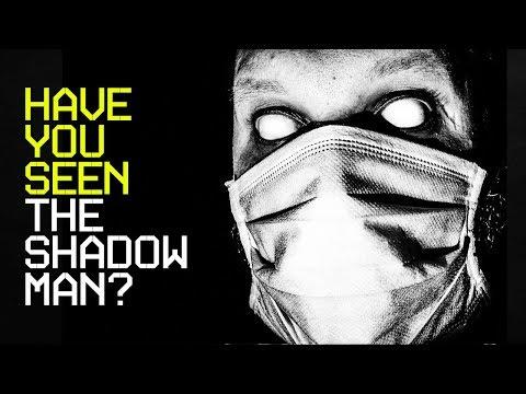 Black Light - Shadow people [ ASMR ]