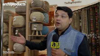 Imm Cologne | The Rug Republic - Ashish Sharma Talks about the huge collections