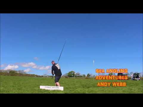 Westward Casting with Sea Angling Adventures